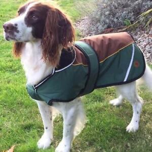 Country Pet Waterproof & Breathable Dog Coat, XXS - XL, Free P&P