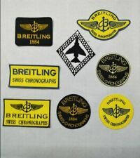 ECUSSON PATCH BREITLING