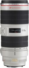 Canon EF 70-200mm 1:2 .8 L is II USM