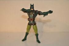 """BATMAN DC COMICS 1995 Batman Bow And Arrow Green Suit 5"""" Action Figure Toy"""