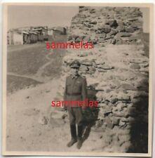 WK2 Foto Saloniki Nachrichten-Schule Stadtmauer von Saloniki Griechenland 2504