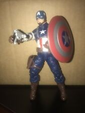 "Marvel Legends WW2 CAPTAIN AMERICA 6"" Action Figure by Hasbro"