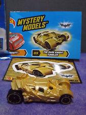 Hot Wheels New 2017 Mystery Models: TUMBLER Gold Treasure hunt. New/Sealed