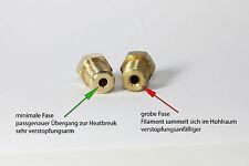 0,4mm E3D-v6/v5 Düse - Nozzle für 1,75mm Hotend - Reprap - Prusa - 3D Druck