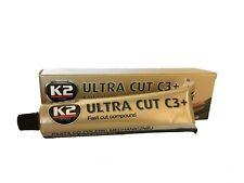 Schleifpaste Kratzerentferner Polierpaste Auto K2 Ultra Cut C3 + 6,50€/100g