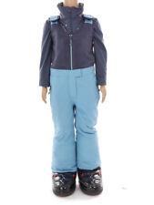 CMP Pantalones Esquí Snowboard Invierno Blau Polar Climaprotect Caliente
