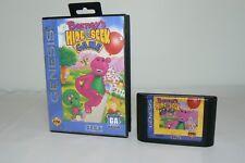 Barney's Hide & Seek Game (Sega Genesis, 1993)
