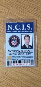 NCIS TV Series ID Badge - Special Agent Anthony Dinozzo costume cosplay