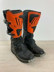 Gaerne RX2  Off-Road Motorcycle Boots - Made In Italy - Size 8 (42)