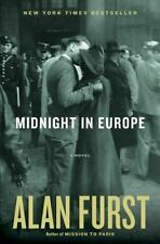 Midnight in Europe: A Novel by Furst, Alan