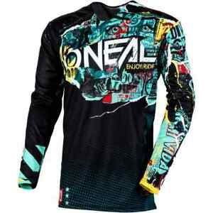 O'Neal Mayhem Savage Youth Off Road Dirt Bike Motocross Jerseys