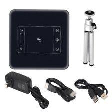 Mini DLP 4K HD Projector 5000LM 2G+16G Android 7.1 USB 3.0 BT V4.0 Dual WIFI UK