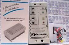 Viessmann 5214 Pendelzugsteuerung für Gleischstom-Bahn DC