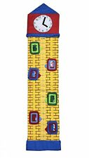 Material Children's Hight Chart With Stick On/off Photo Frames