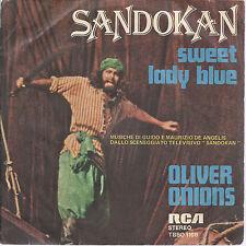 SANDOKAN -- SWEET LADY BLUE =# OLIVER ONIONS
