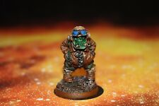 Painted Orc Pilot  - Army Painter 40k Warhammer Reaper Miniatures
