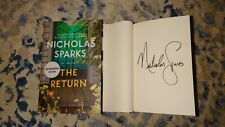 The Return by Nicholas Sparks (2020, Hardcover)