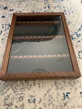 Smc Display Case Solid Wood With Glass Front Door Spoons