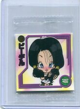 DRAGONBALL WAFER STICKER SEAL JAPANESE W3-09 VIDEL Common UNOPENED