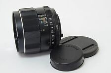 Pentax Super Multi Coated TAKUMAR 85mm f/1.8
