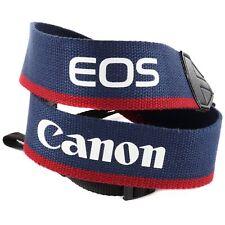 Canon Neck Strap for Film SLR & DSLR 1100D 50D 70D 550D 600D 5D 60D 33V 30 (Y7T)
