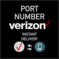 Verizon Digital Phone Numbers to Port | Any Area Code FAST INSTANT