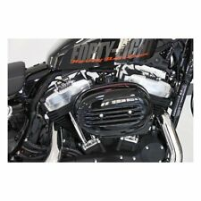 COVER FILTRO ARIA ORIGINALE STOCK FINNED CULT WERK XL HARLEY SPORTSTER 883 1200