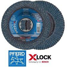 PFERD Fächerschleifscheibe X -lock 125-l K40 Sgp-curve