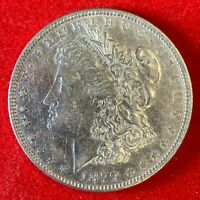 US 1879 Morgan Silver Dollar $1 UNC Coin! 115