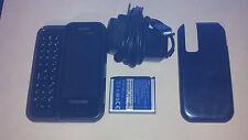 SAMSUNG GLYDE SCH U940 3G PHONE VERIZON - 4 parts or repair incl batt chrg cvr