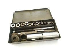Vtg Snapon Snap On Tools A-57 A57 Bushing Driver Driving Kit Set Tool USA