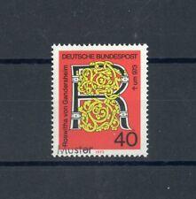 Federal nº 770 ** Roswitha de Gandersheim 1973-patrón inscripciones!!! (108390)