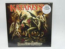 LP  Kataklysm – Heaven's Venom  Limited Edition, Red   MINT CONDITION