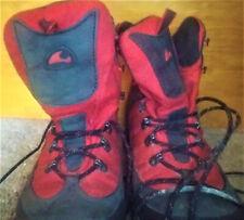 New listing Viking ART.3 81710 Red and Black Hiking Boots Vetti II GTX