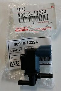 01-05 GS300 GS430 Vacuum Switching Valve for Canister NEW genuine Lexus OEM