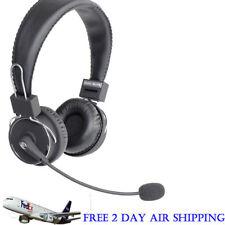 Blue Tiger Dual Elite Premium Bluetooth Headset Black 17-130389
