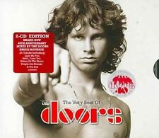 The Doors The Very Best of 2cd Greatest Hits Jim Morrison