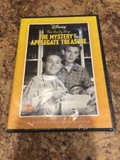 DMC EXCLUSIVE DISNEY THE HARDY BOYS MYSTERY OF APPLEGATE TREASURE DVD NEW SEALED