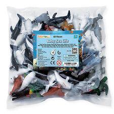 Baby Sea Life Bulk Bag Mini Figures Safari Ltd NEW Toys Educational Creatures