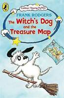 The Witch's Dog and the Treasure Map (Colour Young Puffin), Rodgers, Frank , Goo