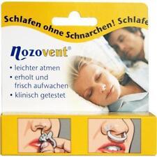 NOZOVENT Nasenklammern 2St PZN 3930136