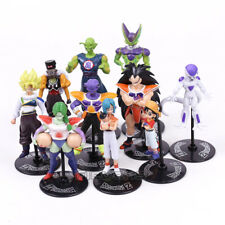 DRAGON BALL Z - SET 10 FIGURAS / SUPER SET / 10 FIGURES SET 10cm