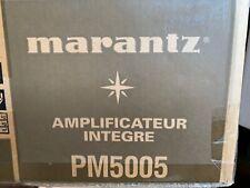 Marantz PM5005 integrated amp=