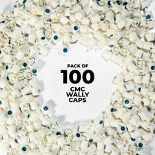 CMC Wally Caps - 100 Pack
