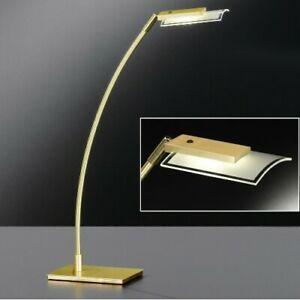 LED Desk Light Dimmable Brass Office Table Lamp Reading Light Table Desk Lamp