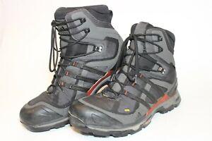 Adidas USED Mens 13 48 Terrex Trek Waterproof Mid Lace Up Hiking Boots G40702