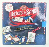Elf On The Shelf Scout Express Delivers Letter to Santa + Keepsake Ornament Kit