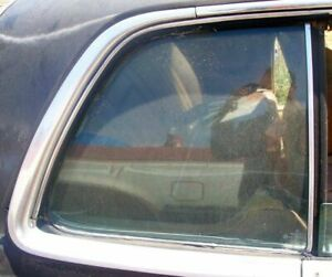 Mercedes Door Quarter Glass Rear Right W123 Coupe '77-'79