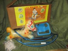 Vintage Li'l Tot Walker Trainer 3-play Roth American 1979 #51 Baby Rocking Horse