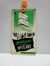 Vintage - McClary Coal & Wood Ranges  Pamphlet - GENERAL STEEL WARES LTD.